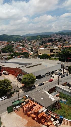 apartamento para venda, 3 dormitórios, jardim cidade pirituba - são paulo - 8382