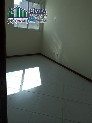 apartamento para venda, 3 dormitórios, jardim da penha - vitória - 1043