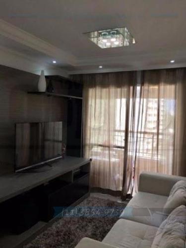 apartamento para venda, 3 dormitórios, jardim da saúde - são paulo - 3476