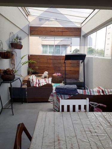 apartamento para venda, 3 dormitórios, jardim do mar - são bernardo do campo - 2999