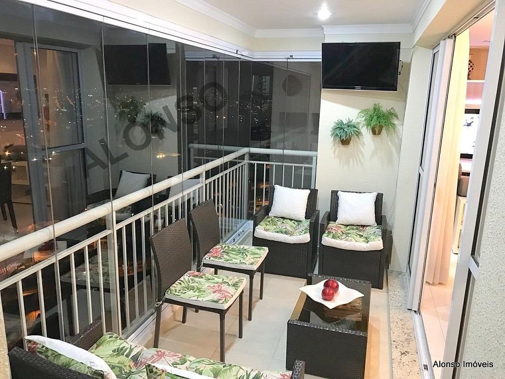 apartamento para venda, 3 dormitórios, jardim henriqueta - são paulo - 14152