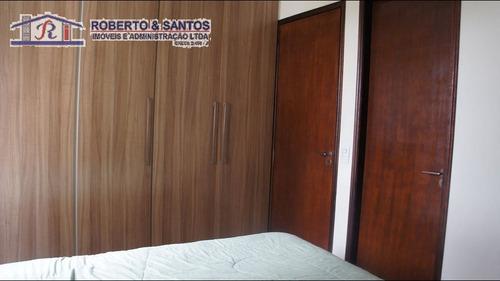 apartamento para venda, 3 dormitórios, jardim íris - são paulo - 9046