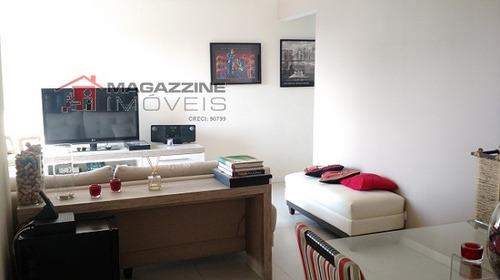 apartamento para venda, 3 dormitórios, jardim marajaora - são paulo - 2664