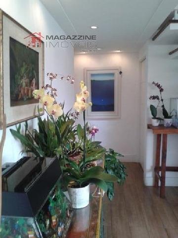 apartamento para venda, 3 dormitórios, jardim marajoara - são paulo - 2300