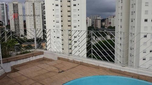 apartamento para venda, 3 dormitórios, jardim marajoara - são paulo - 2415
