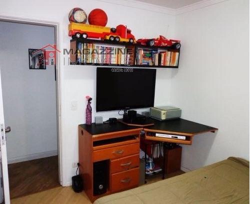 apartamento para venda, 3 dormitórios, jardim marajoara - são paulo - 2421
