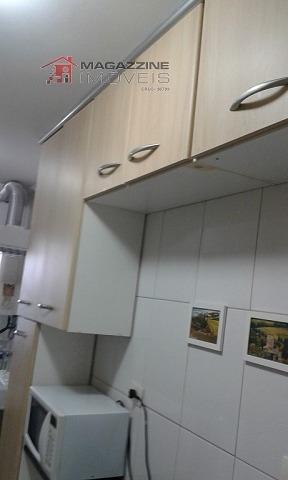 apartamento para venda, 3 dormitórios, jardim marajoara - são paulo - 2423