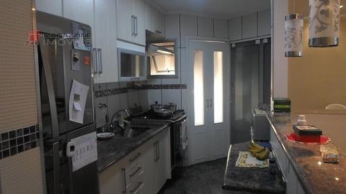 apartamento para venda, 3 dormitórios, jardim marajoara - são paulo - 2544
