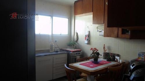 apartamento para venda, 3 dormitórios, jardim marajoara - são paulo - 2600