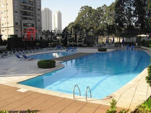 apartamento para venda, 3 dormitórios, jardim marajoara - são paulo - 2635