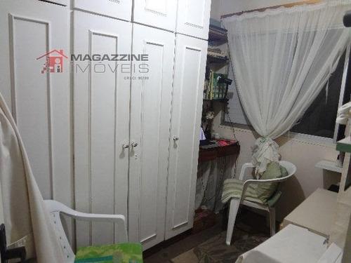 apartamento para venda, 3 dormitórios, jardim marajoara - são paulo - 2758