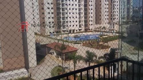 apartamento para venda, 3 dormitórios, jardim marajoara - são paulo - 2783