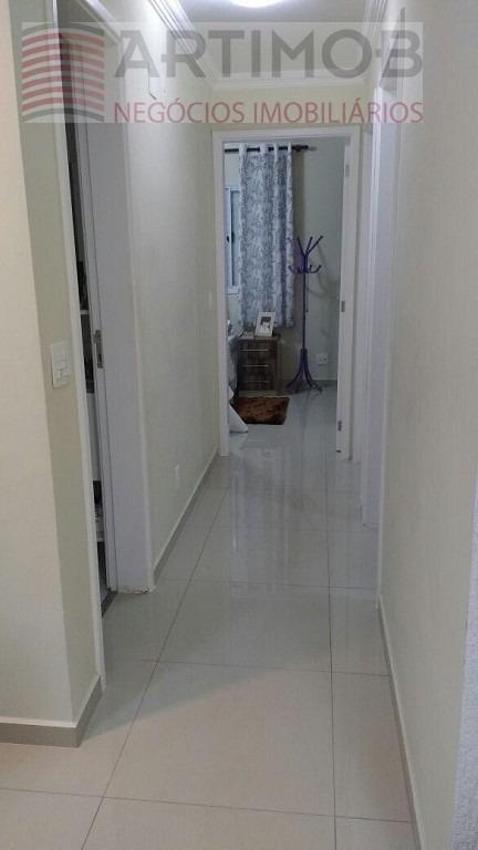 apartamento para venda, 3 dormitórios, jardim maria rosa - taboão da serra - 2410