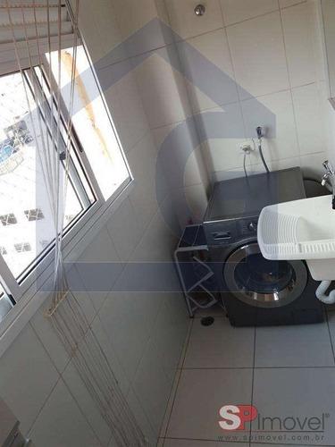 apartamento para venda, 3 dormitórios, jardim pilar - santo andré - 3238