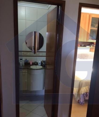 apartamento para venda, 3 dormitórios, jardim santa cruz (sacomã) - são paulo - 3257
