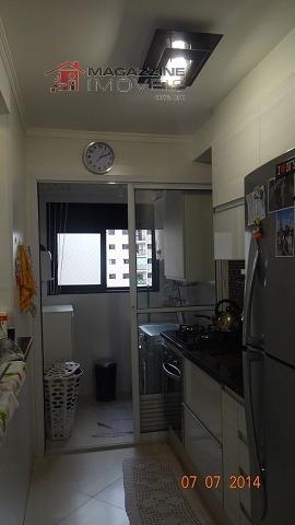 apartamento para venda, 3 dormitórios, jardim umuarama - são paulo - 1523