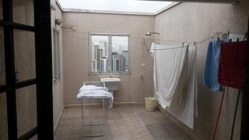 apartamento para venda, 3 dormitórios, jardim vila mariana - são paulo - 1427