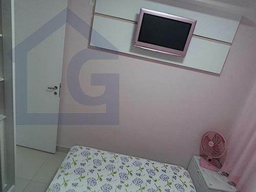 apartamento para venda, 3 dormitórios, jardim yraja - são bernardo do campo - 3064