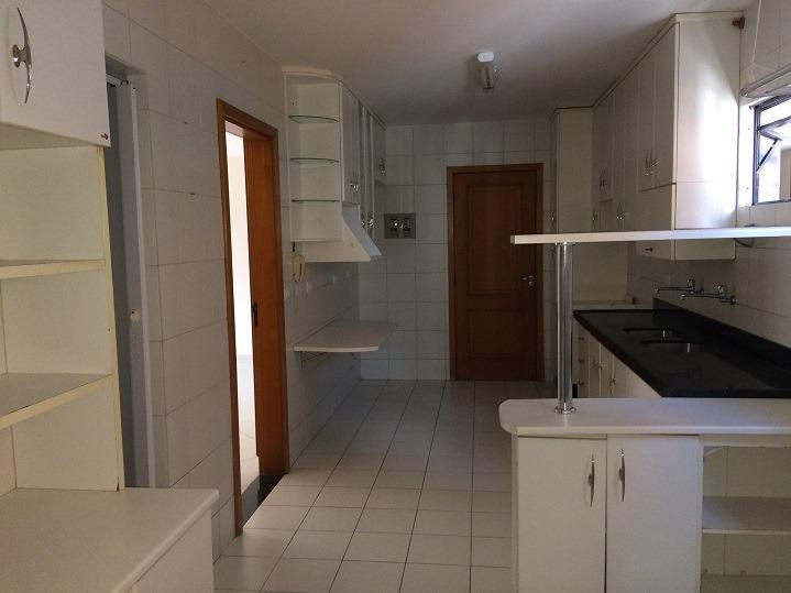 apartamento para venda, 3 dormitórios, jatiúca - maceió - 1114