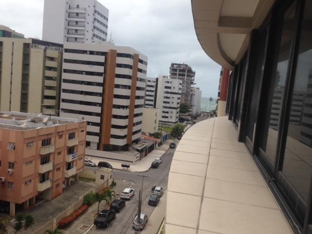 apartamento para venda, 3 dormitórios, jatiúca - maceió - 1146