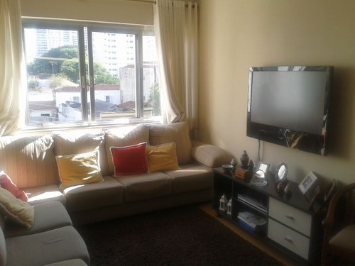 apartamento para venda, 3 dormitórios, lapa - são paulo - 3842