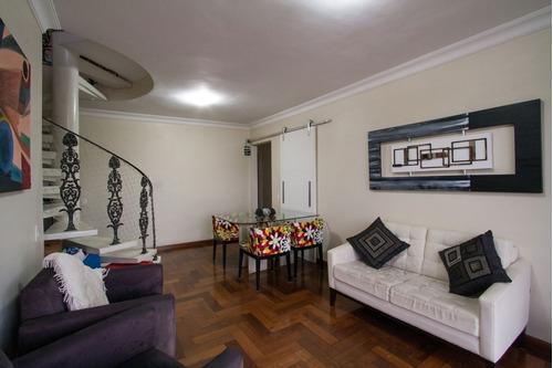 apartamento para venda, 3 dormitórios, lapa - são paulo - 5670