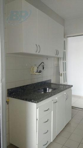 apartamento para venda, 3 dormitórios, mogilar - mogi das cruzes - 237