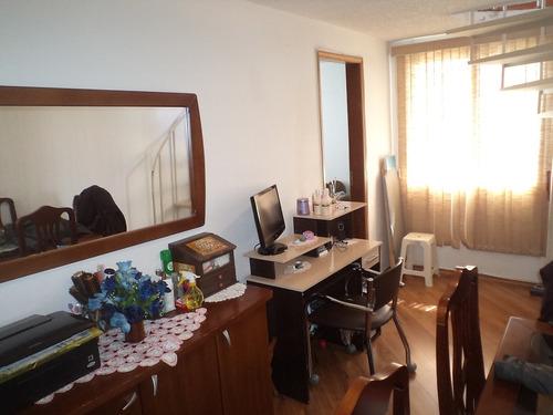 apartamento para venda, 3 dormitórios, moinho velho - são paulo - 4743