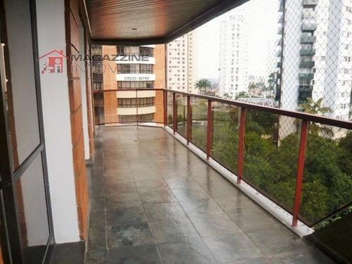 apartamento para venda, 3 dormitórios, morumbi - são paulo - 2173