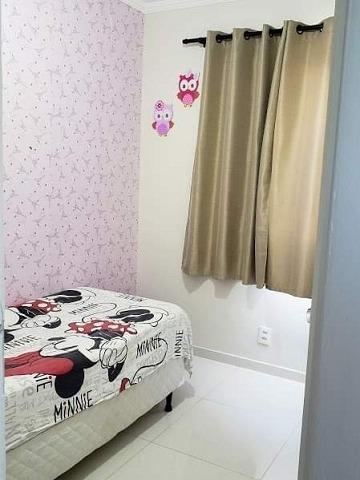 apartamento para venda, 3 dormitórios, nova mogilar - mogi das cruzes - 2941