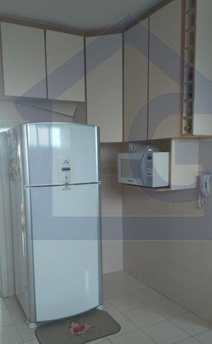 apartamento para venda, 3 dormitórios, nova petrópolis - são bernardo do campo - 3449