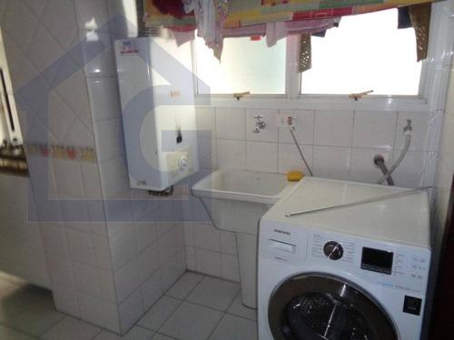 apartamento para venda, 3 dormitórios, nova petrópolis - são bernardo do campo - 3504
