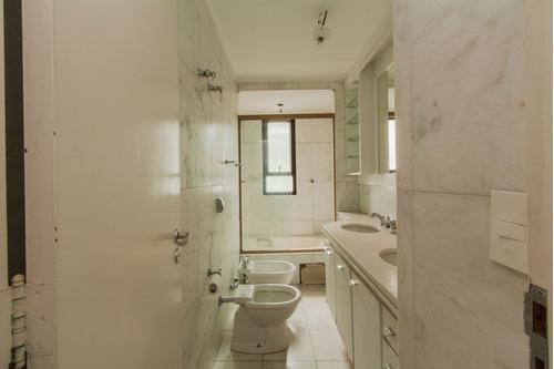 apartamento para venda, 3 dormitórios, pacaembu - são paulo - 7060
