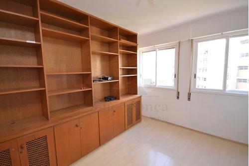 apartamento para venda, 3 dormitórios, perdizes - são paulo - 10188