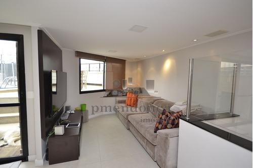 apartamento para venda, 3 dormitórios, perdizes - são paulo - 10464