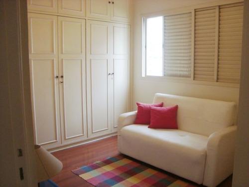 apartamento para venda, 3 dormitórios, perdizes - são paulo - 1066