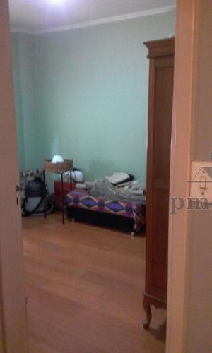 apartamento para venda, 3 dormitórios, perdizes - são paulo - 10688