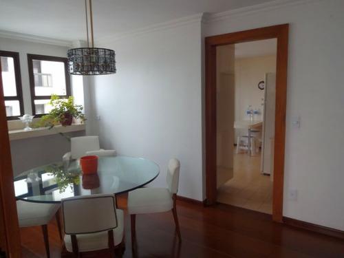 apartamento para venda, 3 dormitórios, perdizes - são paulo - 1082