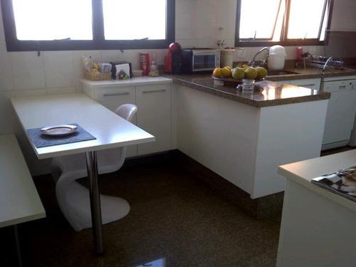 apartamento para venda, 3 dormitórios, perdizes - são paulo - 1241