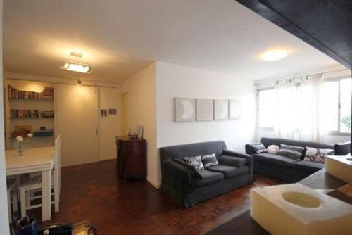apartamento para venda, 3 dormitórios, perdizes - são paulo - 1297