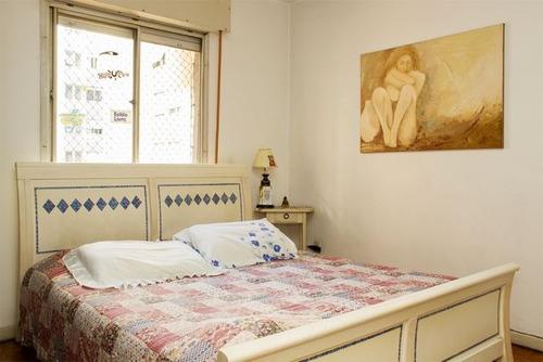 apartamento para venda, 3 dormitórios, perdizes - são paulo - 1586