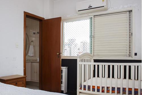 apartamento para venda, 3 dormitórios, perdizes - são paulo - 1792
