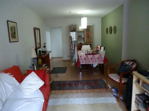 apartamento para venda, 3 dormitórios, perdizes - são paulo - 2108