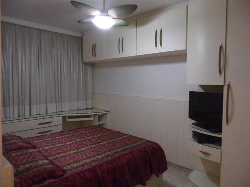 apartamento para venda, 3 dormitórios, perdizes - são paulo - 2144