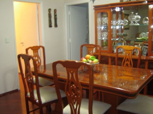 apartamento para venda, 3 dormitórios, perdizes - são paulo - 2192