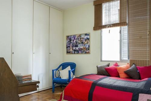 apartamento para venda, 3 dormitórios, perdizes - são paulo - 2341