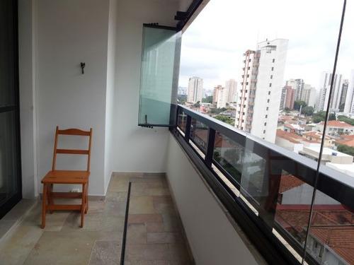 apartamento para venda, 3 dormitórios, perdizes - são paulo - 2365