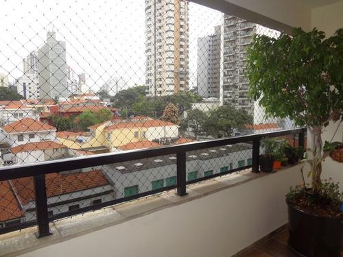 apartamento para venda, 3 dormitórios, perdizes - são paulo - 2529