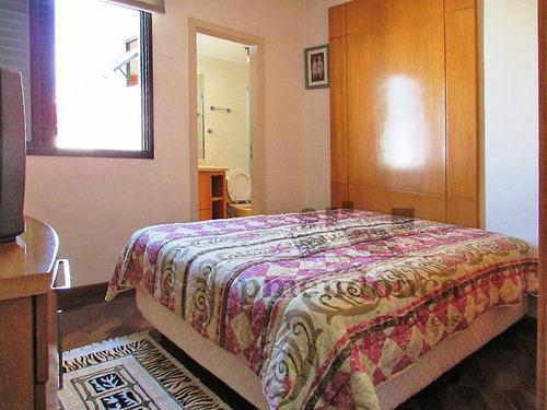 apartamento para venda, 3 dormitórios, perdizes - são paulo - 2680