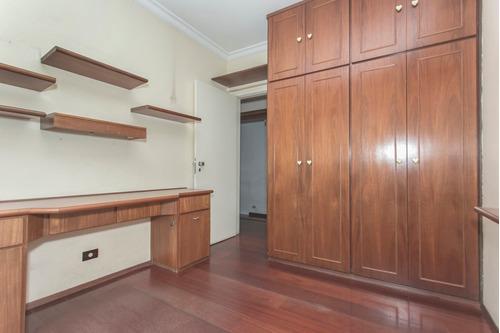 apartamento para venda, 3 dormitórios, perdizes - são paulo - 2689